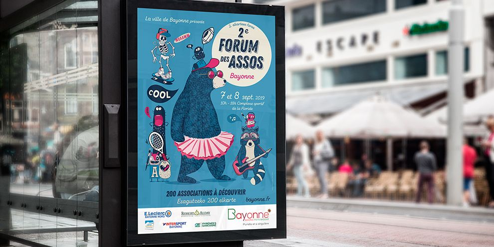 Forum Associations Bayonne 2019