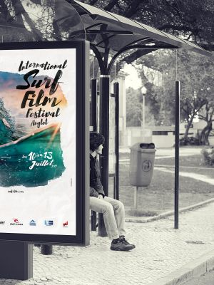 International Surf Film Festival Anglet