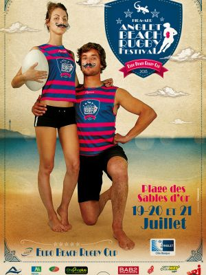 ANGLET BEACH RUGBY 2015